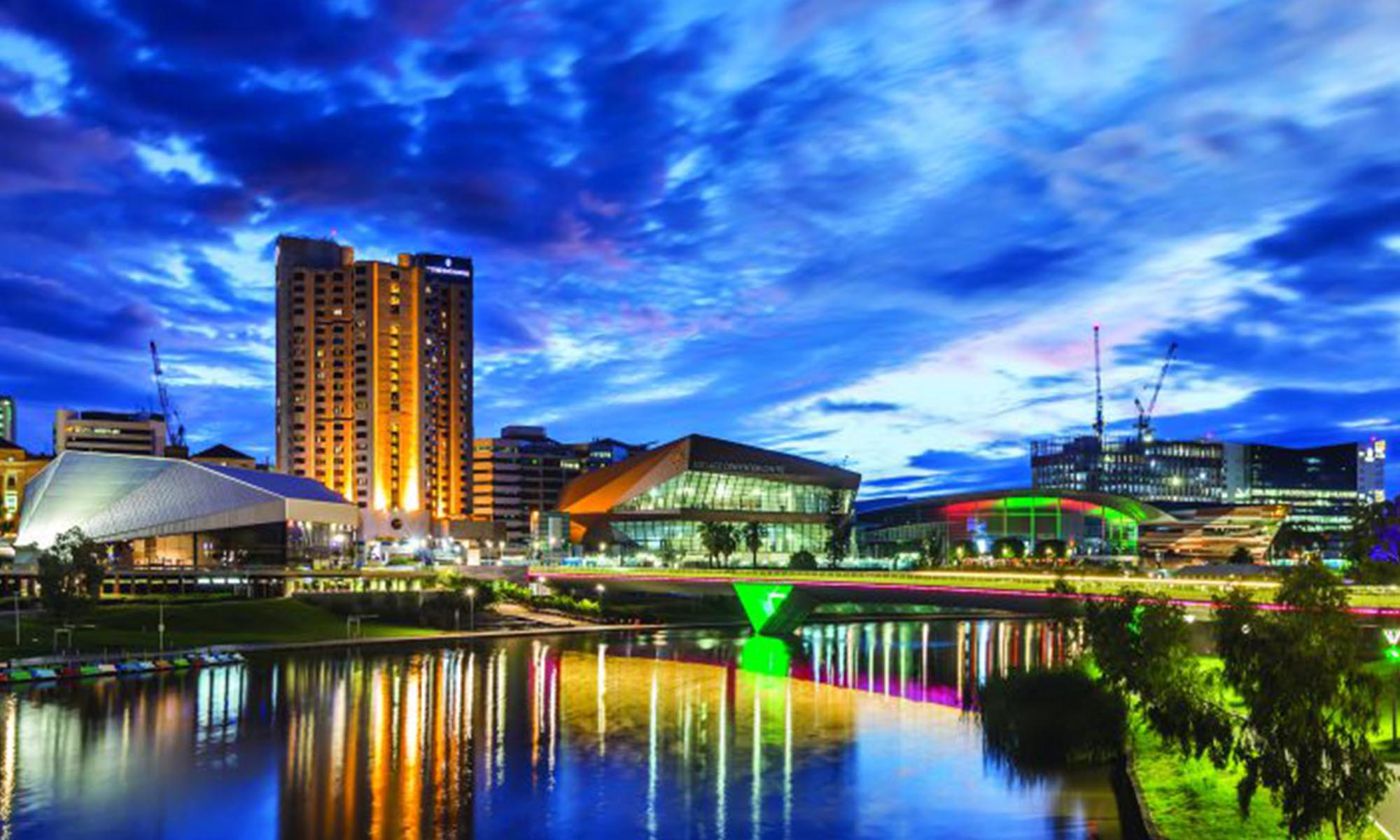 Adelaide regains business event confidence