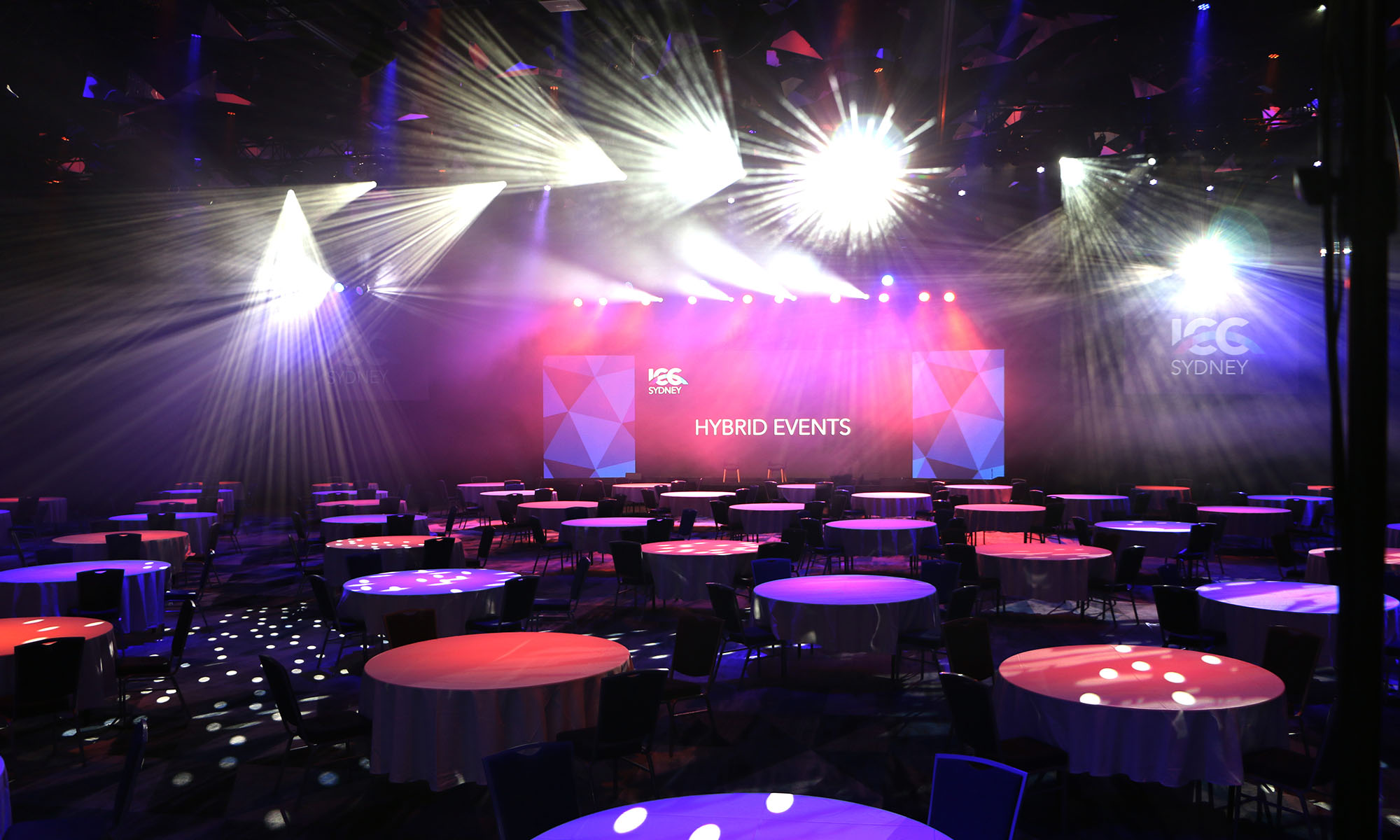ICC Sydney extends hybrid event solutions
