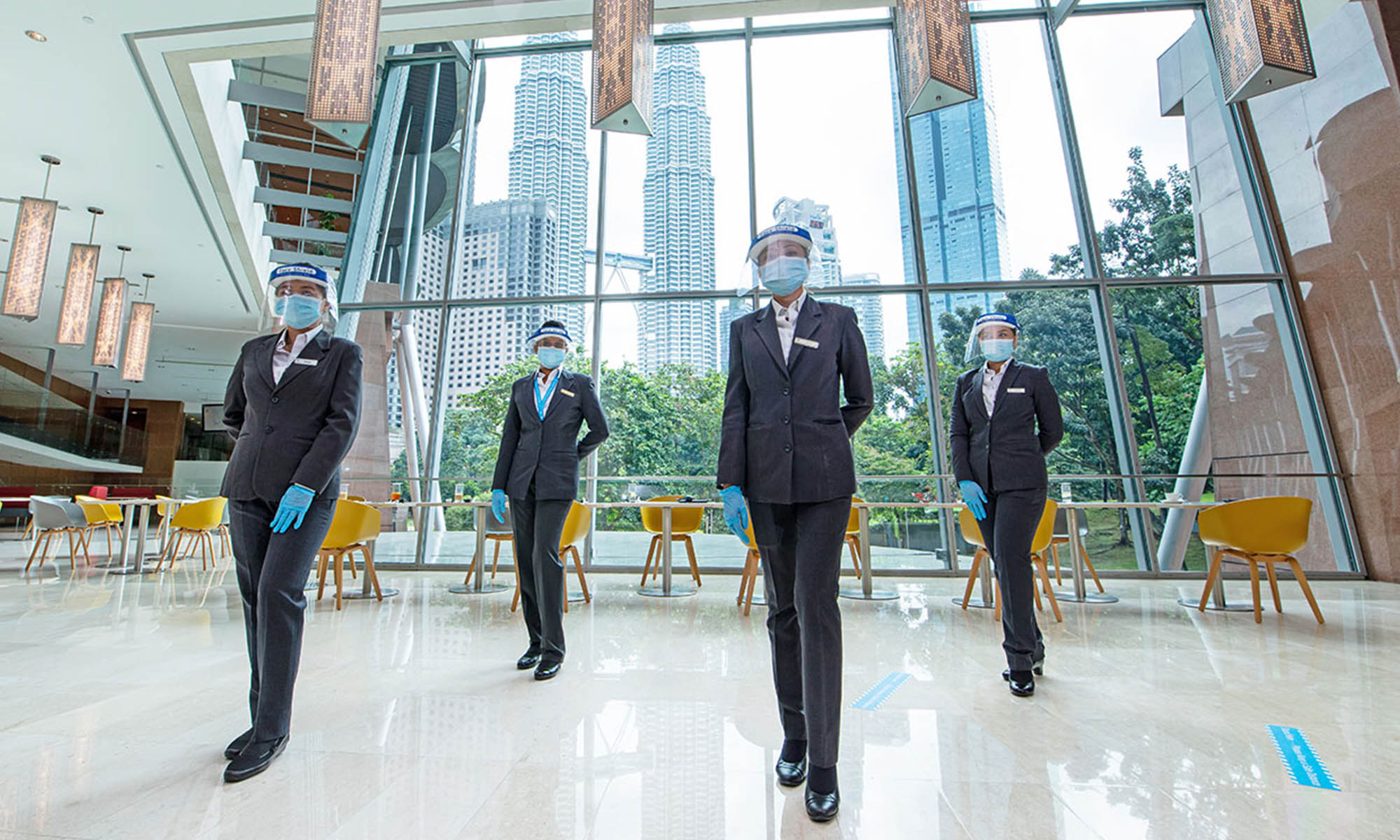 Events return to KLCC
