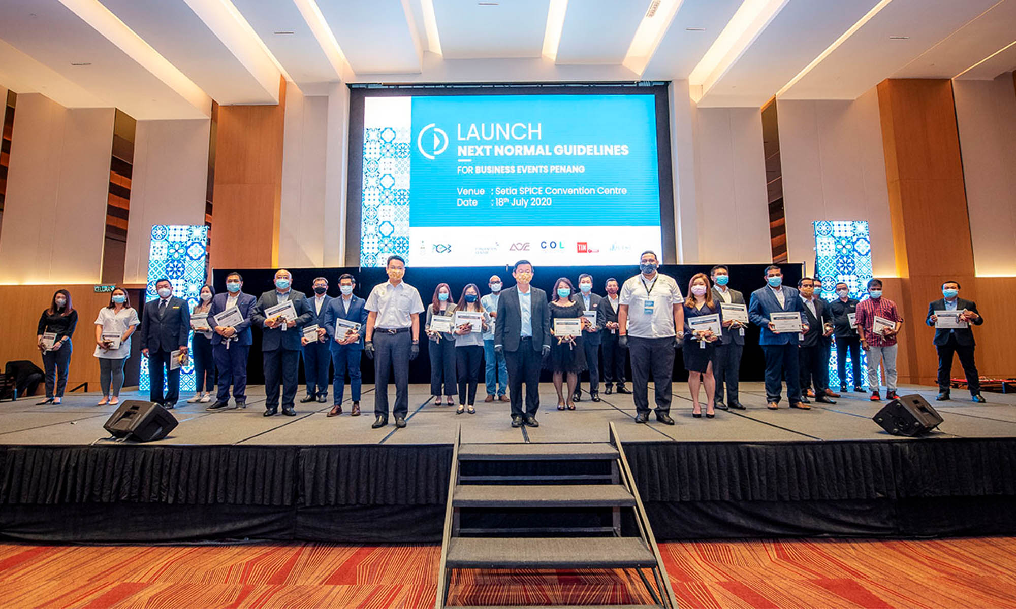 Penang launches new guidelines for business events