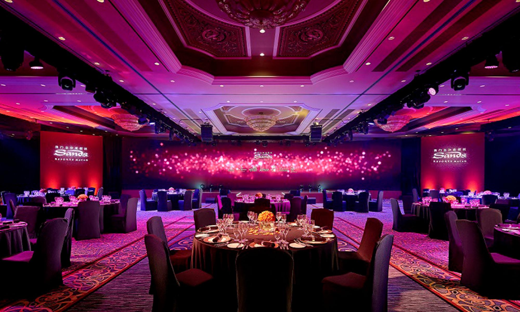 Sands Resorts Macao extends meetings package