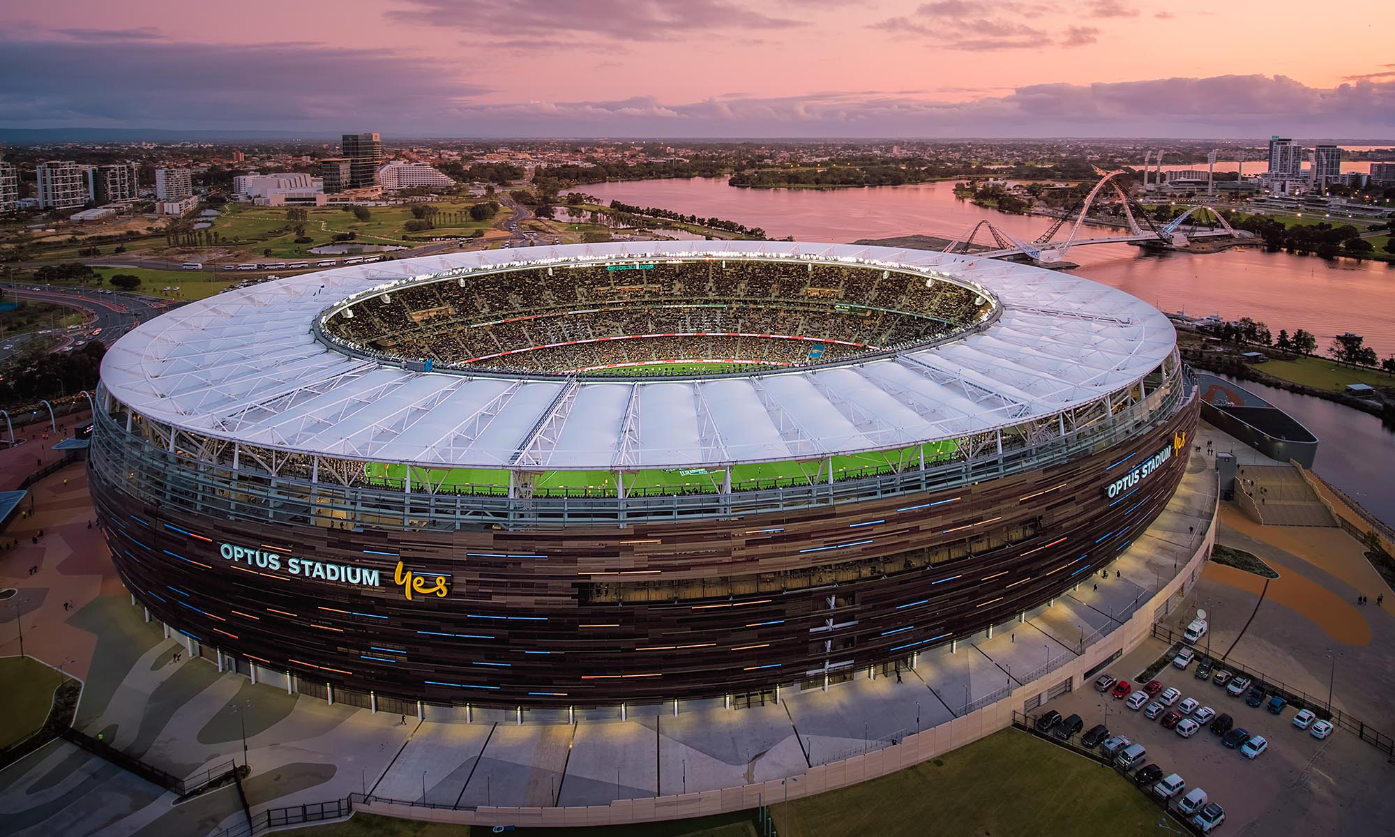 FIFA win to boost legacy in the southern hemisphere