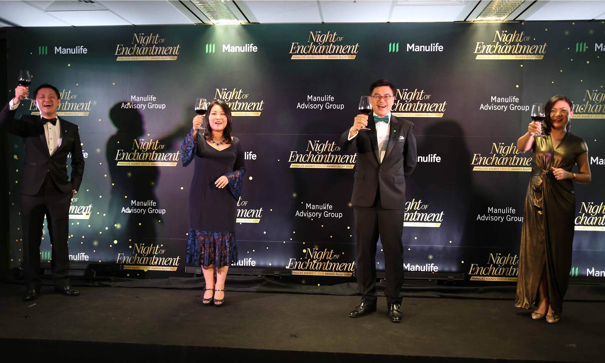 Shangri-La ensures Manulife show goes on