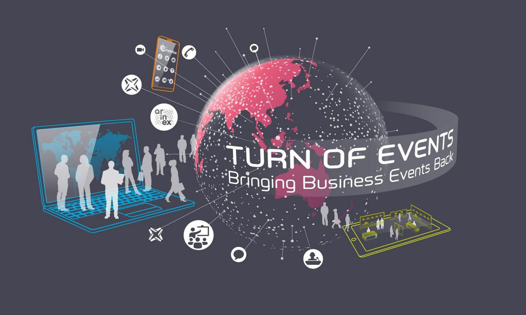 Australia's biggest events collaboration of 2020