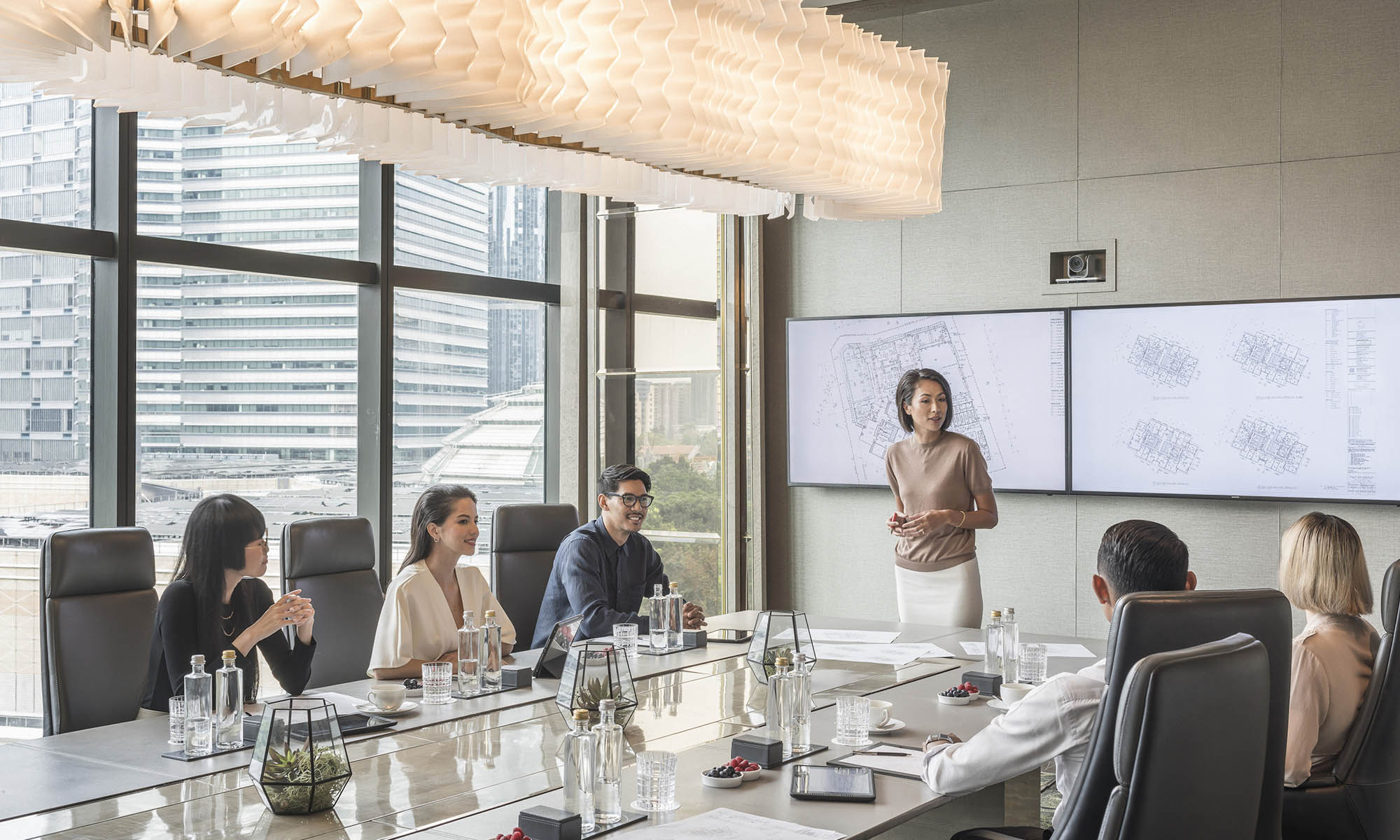 Four Seasons KL offers bespoke virtual meetings