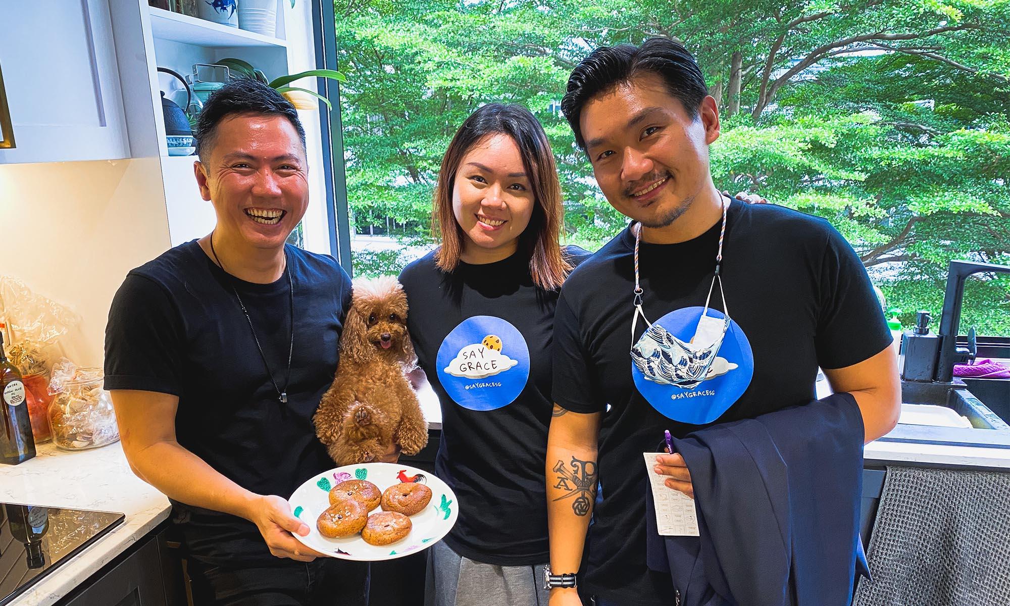 SAYGRACE SG shares their journey