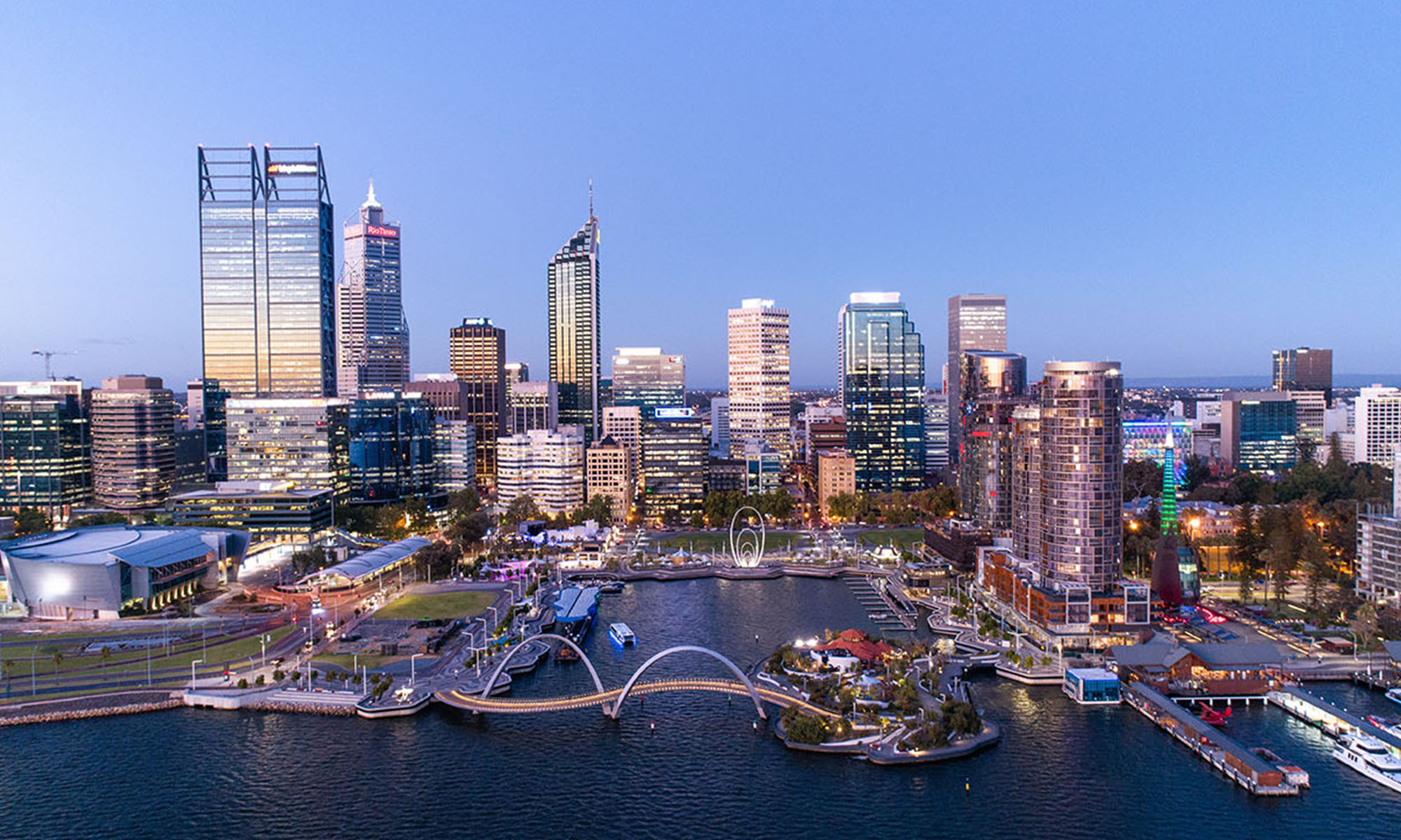 Perth launches planning tool to attract business events