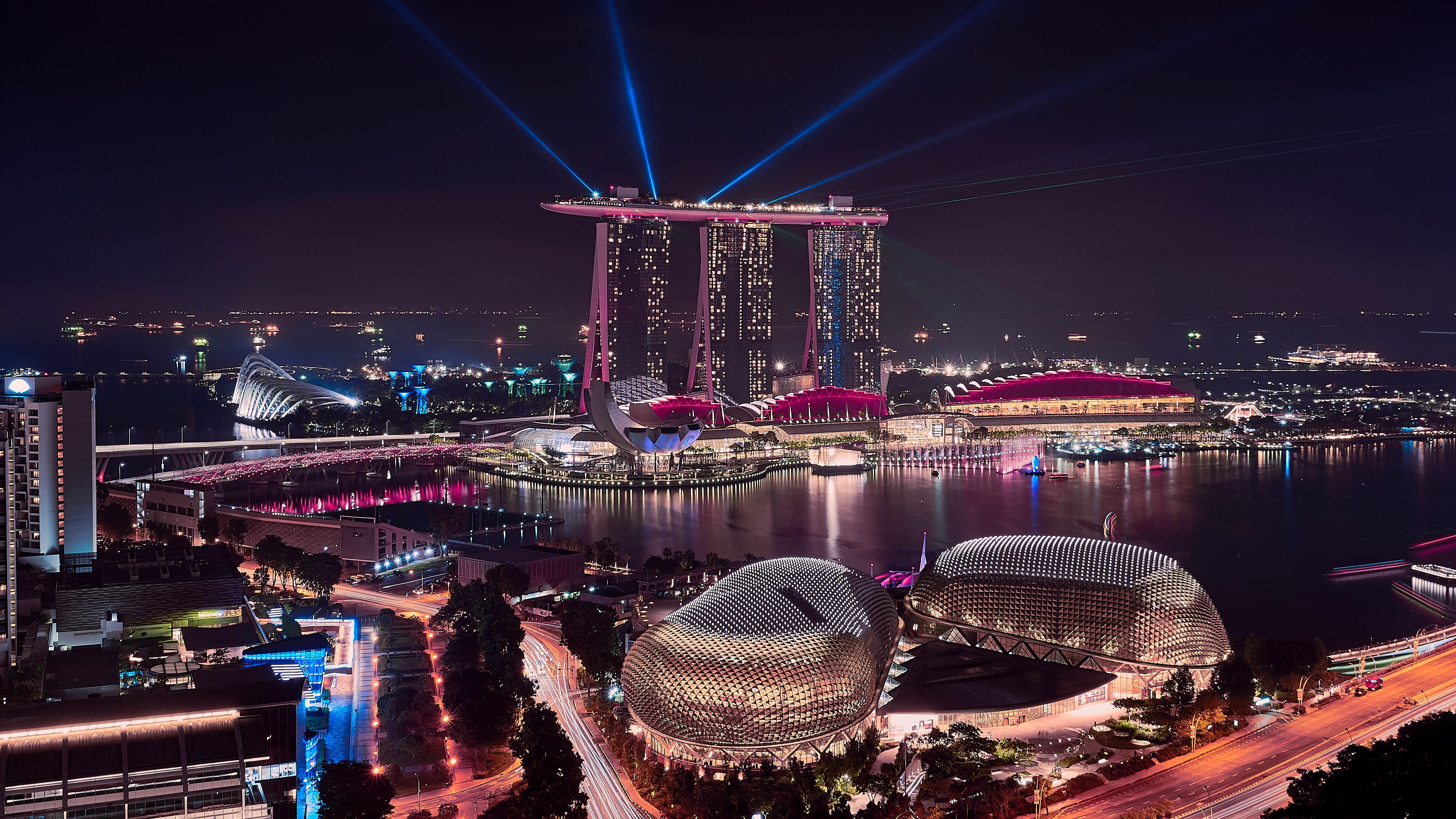 Singapore to pilot 750-pax events