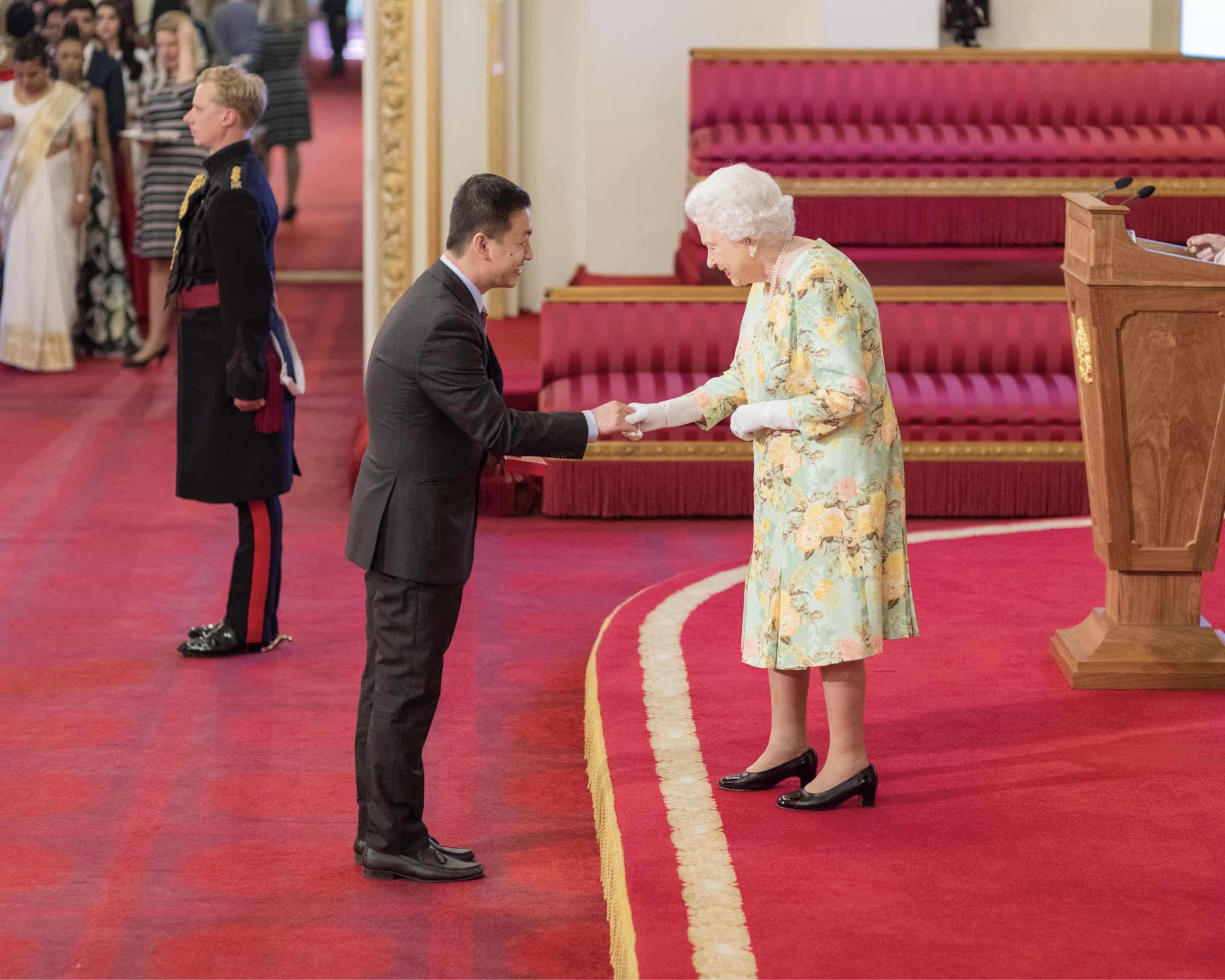 The Singaporean socialentrepreneur who met the queen