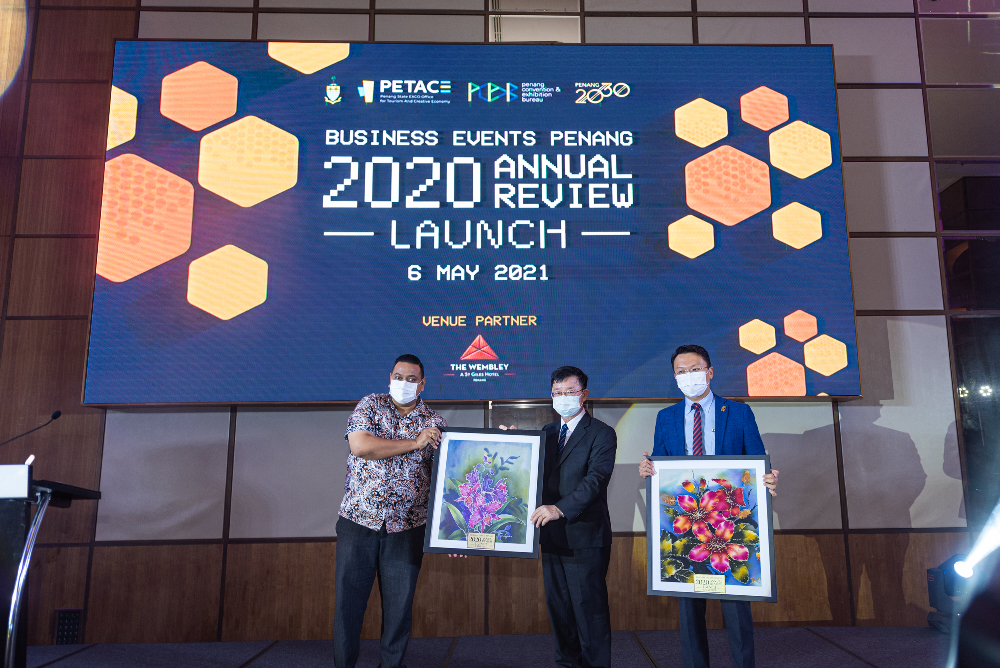 Penang thrives with number of business events secured in 2020