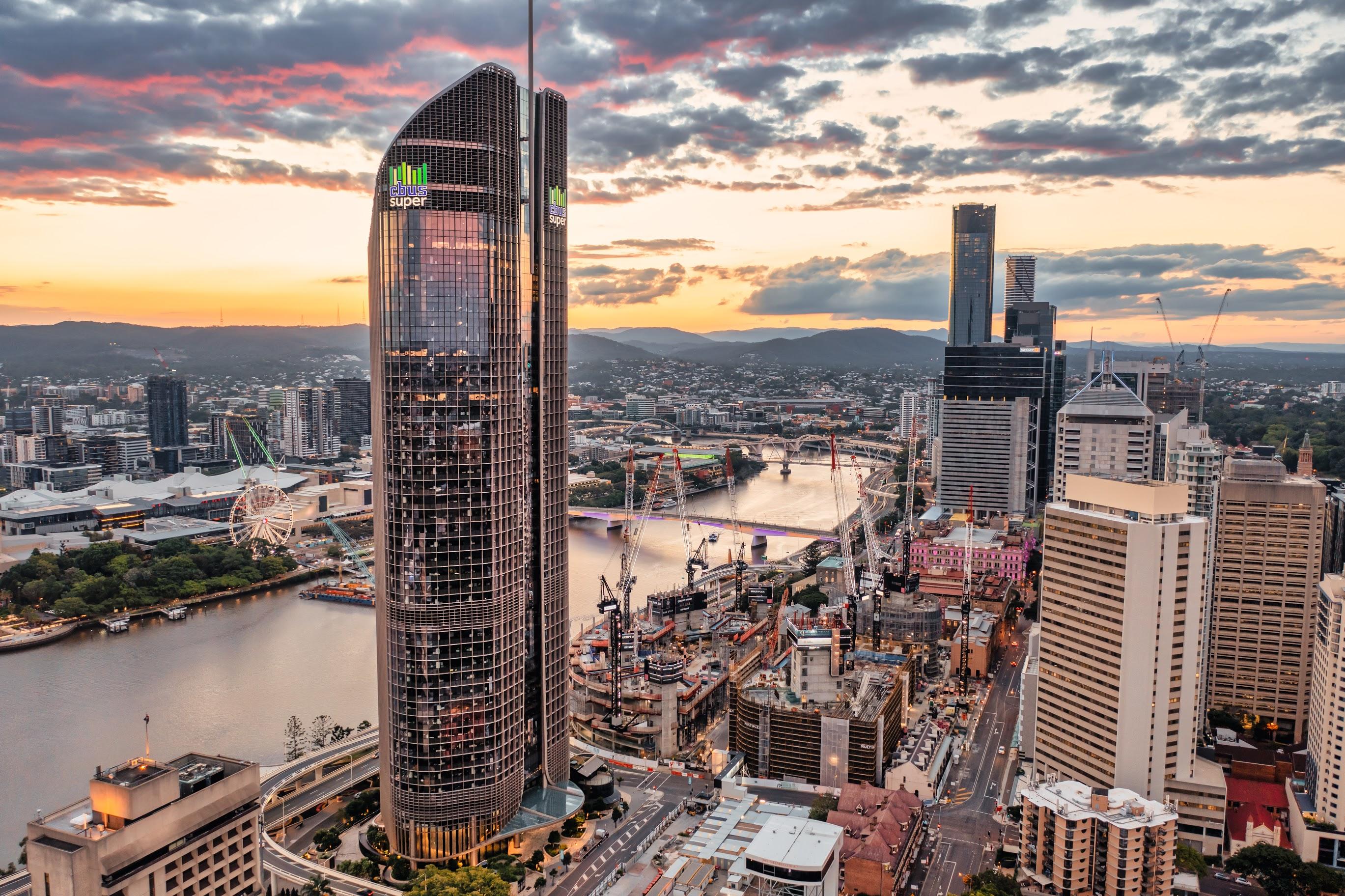 Brisbane's impressive infrastructure pipeline sets the agenda for incentive travel