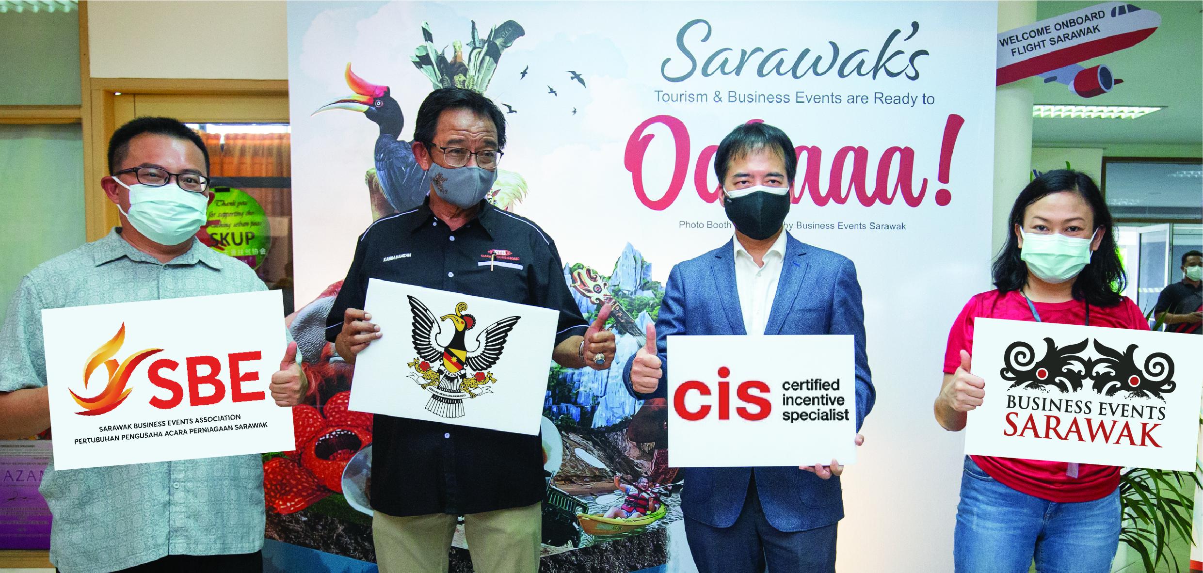 Sarawak amasses certified incentive travel professionals