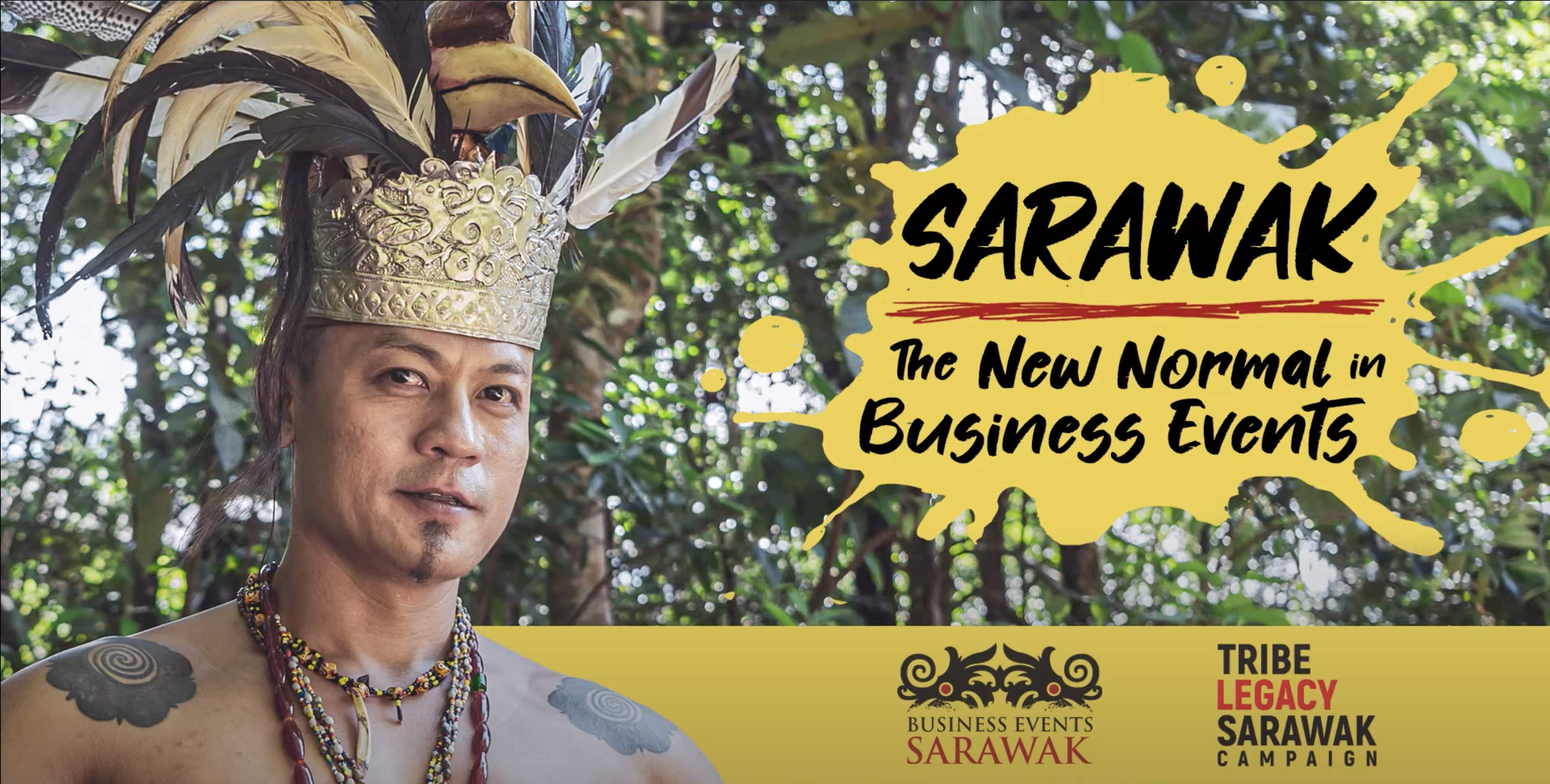 Business Events Sarawak bags L.A. film award