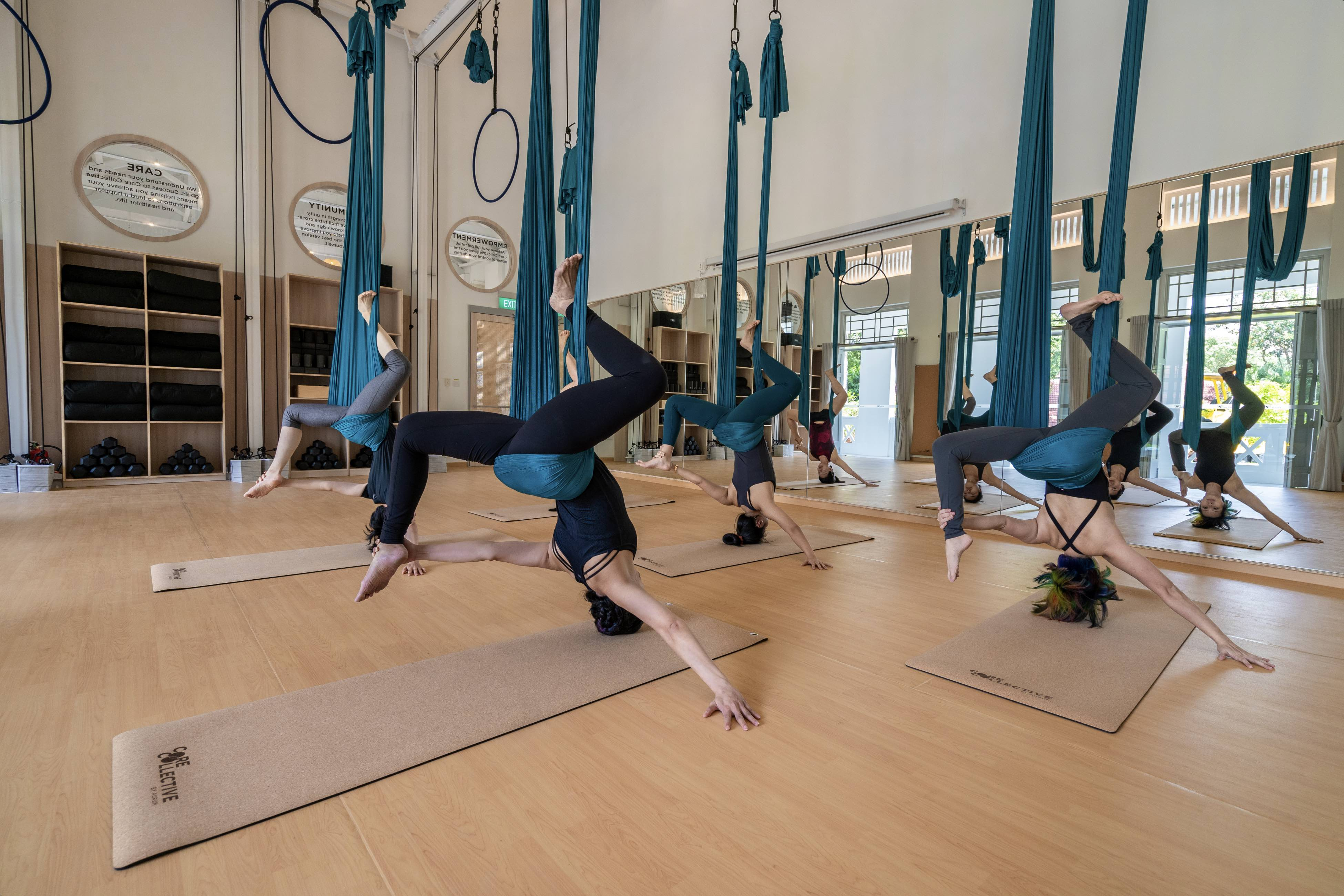 STB and ClassPass team up to promote Singapore's urban wellness experiences