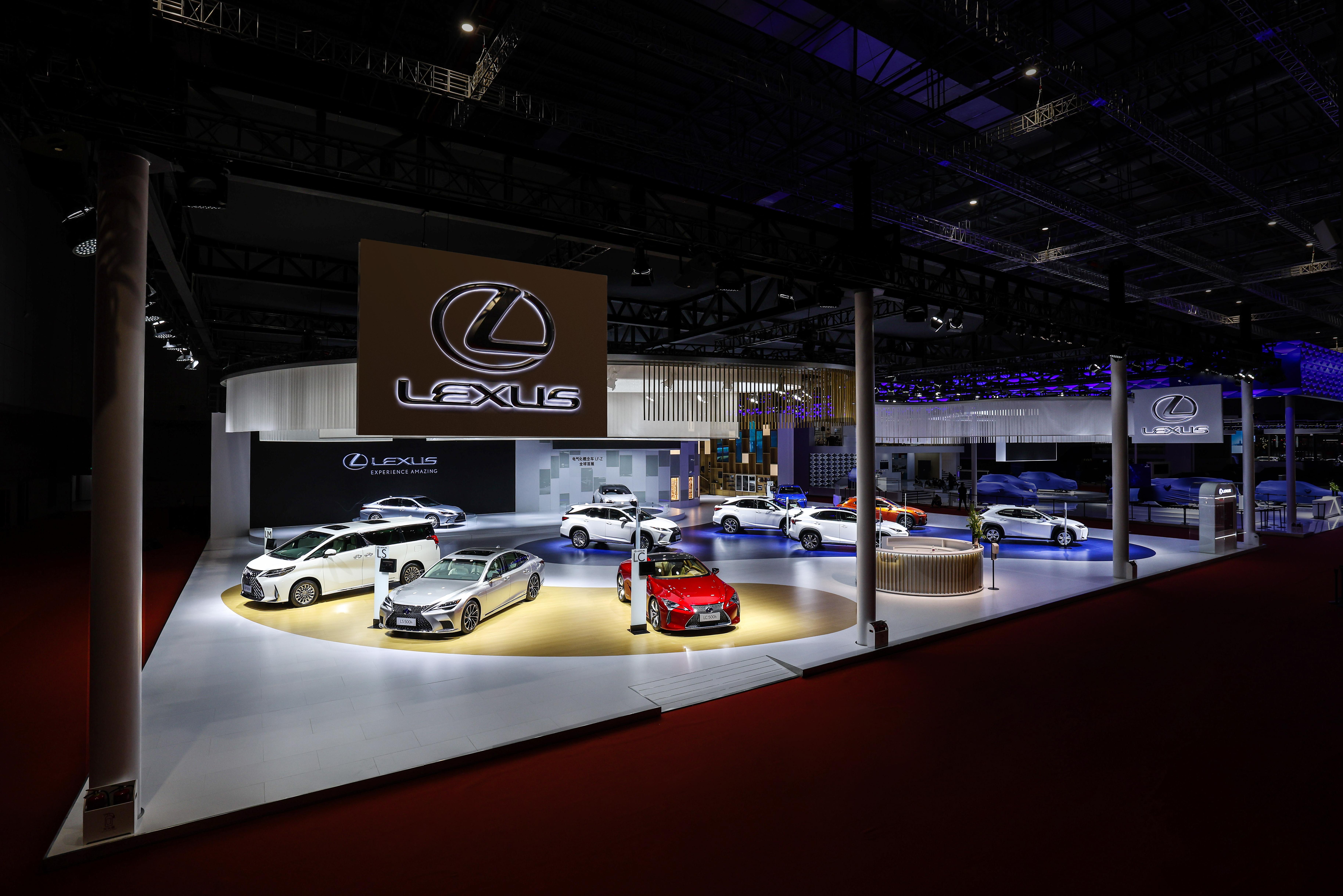Case Study: Lexus at Auto Shanghai 2021