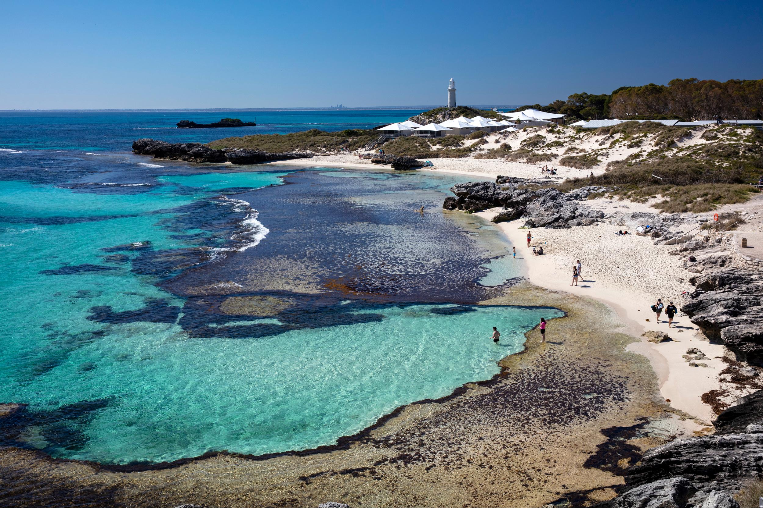 Top island incentives in Australia